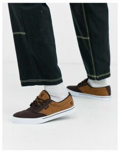 Etnies Jameson 2 Eco trainers in brown