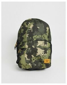Timberland classic backpack in camo-Green