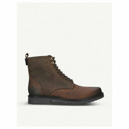 Charles leather ankle boot