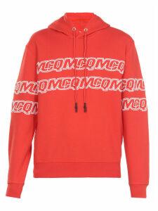 McQ Alexander McQueen Sweatshirt With Logo