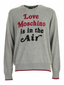 Love Moschino Sweater L/s Jacquard