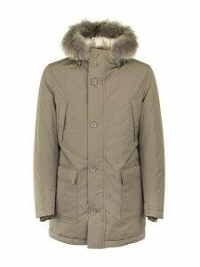 Herno Medium Parka With Fur Hood