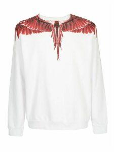 Marcelo Burlon Red Wings Sweatshirt