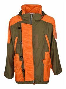 Sacai Hooded Jacket