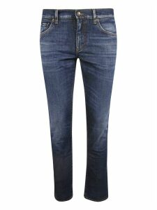 Dolce & Gabbana Slim Denim Stretch Jeans