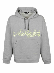 QASIMI Hoody A Passion For Something Absent