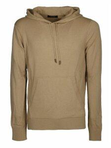 Ermenegildo Zegna Hooded Sweatshirt