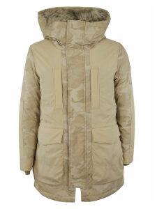 Woolrich Fur Hood Jacket