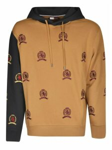 Tommy Hilfiger Embroidered Logo All-over Hoodie