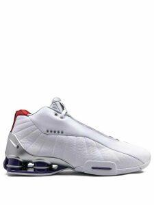 Nike BB4 high-top sneakers - White