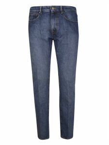Incotex Straight Denim Jeans