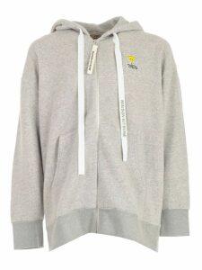Maison Kitsuné Sweatshirt W/hood And Zip