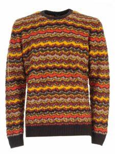 Drumohr Sweater Crew Neck Supergeelong