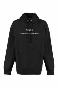 McQ Alexander McQueen Logo Detail Cotton Sweatshirt