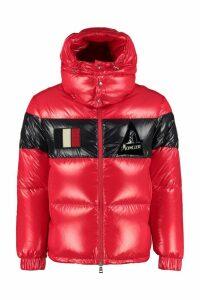 Moncler Full Zip Padded Hooded Jacket