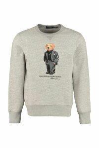 Polo Ralph Lauren Cotton Crew-neck Sweatshirt