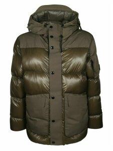 C.P. Company Zipped Hood Down Jacket