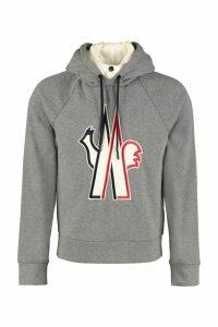 Moncler Grenoble Padded Collar Sweatshirt