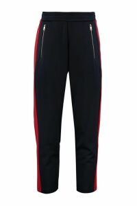 Moncler Contrasting Side Stripes Track-pants
