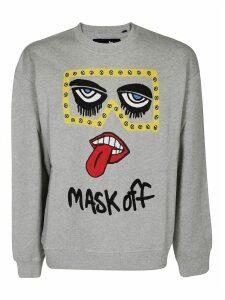 Haculla Mask Off Sweatshirt