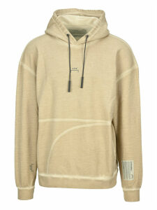A Cold Wall Overlock Stitch Hoodie
