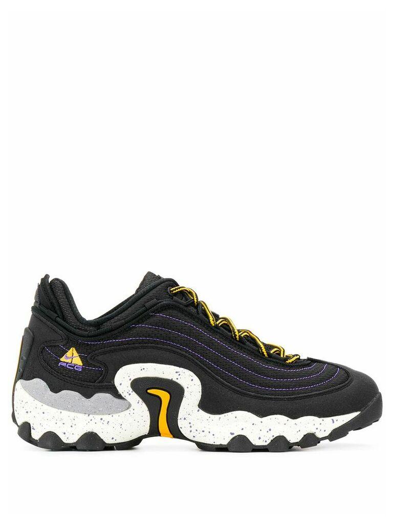 Nike ACG Air Skarn low-top sneakers - Black