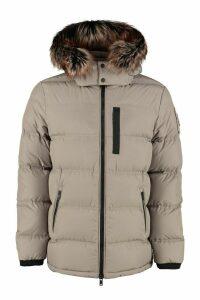 Moose Knuckles Southdale Full Zip Padded Hooded Jacket