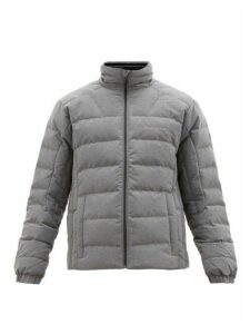 Peak Performance - Valearo Down-filled Ski Jacket - Mens - Grey