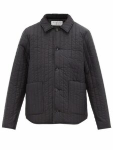 Officine Générale - Theo Quilted-shell Jacket - Mens - Navy