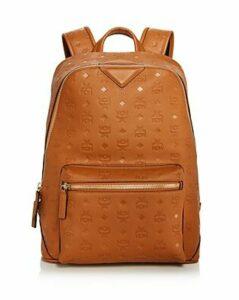Mcm Neo Duke Monogram Backpack
