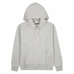 J.Lindeberg Chip Grey Cotton-blend Sweatshirt
