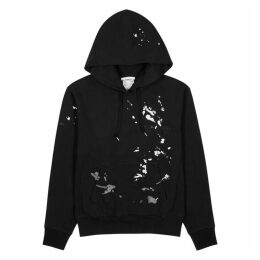 Helmut Lang Standard Painter Printed Cotton-jersey Sweatshirt