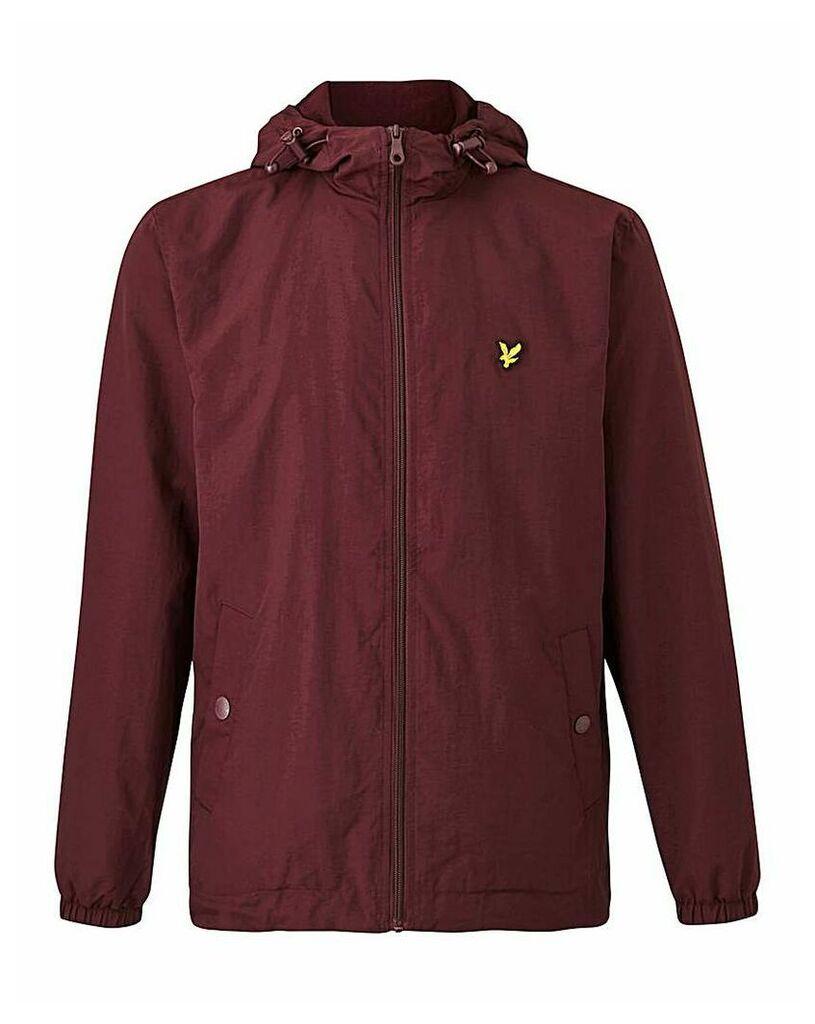 Lyle & Scott Fleece Lined Zip Jacket