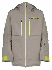 Burton Frostner hooded ski jacket - Grey