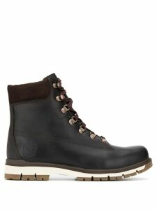 Timberland ridged heel lace-up boots - Brown