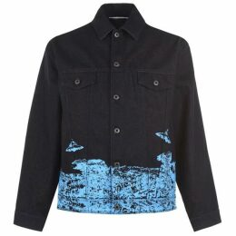Valentino Time Traveller Denim Jacket