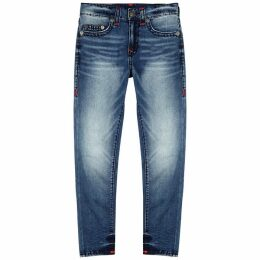 True Religion Jack Blue Skinny Jeans