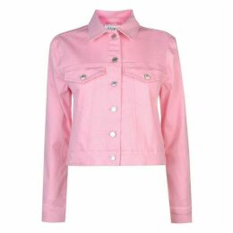 Guess Leda Jacket - Pink Denim
