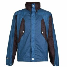 KARRIMOR K100 Backpack Windbreaker Jacket - Blue/Burgundy