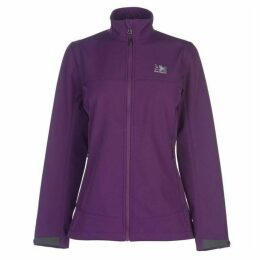 Karrimor Ridge Softshell Jacket Ladies - Grape