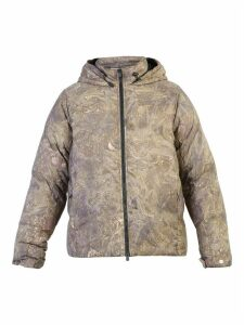 Alyx Printed Nylon Padded Jacket