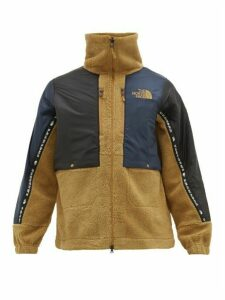 The North Face Black Series - X Kazuki Kuraishi High-neck Fleece Jacket - Mens - Khaki