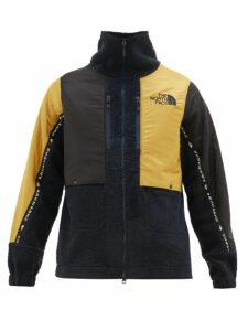 The North Face Black Series - X Kazuki Kuraishi High-neck Fleece Jacket - Mens - Navy Multi