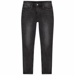Ksubi Chitch Dark Grey Slim-leg Jeans