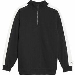 Calvin Klein Jeans Side Block Swt Jn02 - Black