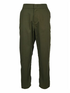 Moncler By Craig Green Two Tone Pants