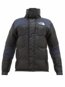 The North Face Black Series - X Kazuki Kuraishi Baltoro Down-filled Jacket - Mens - Navy Black