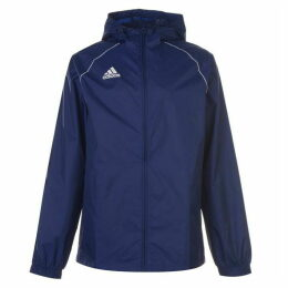 adidas Core Rain Jacket Mens - Dark Blue