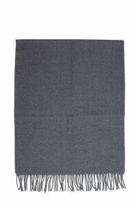 Lanvin Scarve In Grey Wool
